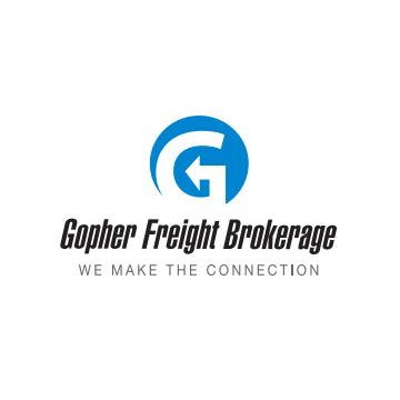 gopher freight logo